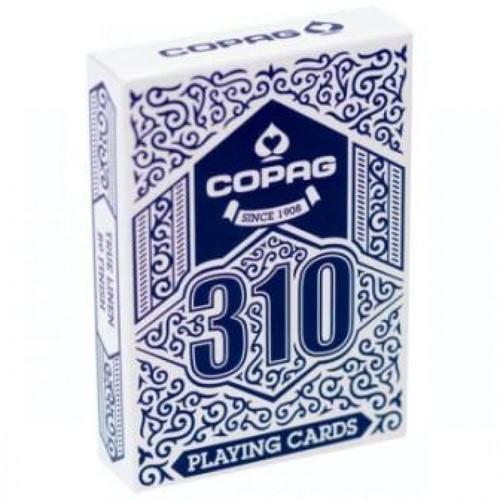 Игральные карты Copag 310 - синие