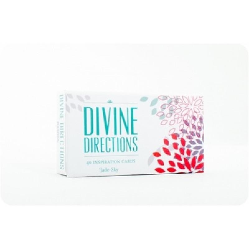Карты Таро Inspirational Divine Directions cards/Карты вдохновения Божественных Наставлений
