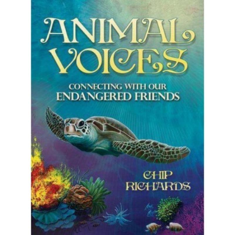 Карты Таро Oracle Cards Animal Voices - Оракул голоса животных