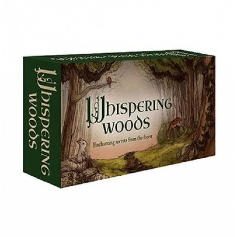 Карты Таро Inspirational Whispering Woods cards/Карты вдохновения Шепот Деревьев