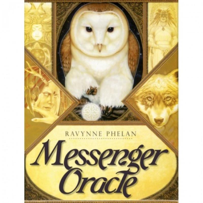 Карты Оракул Oracle Cards Messenger/Оракул Посланий