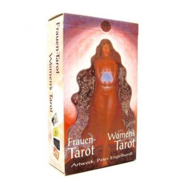Карты Таро Tarot Cards Women's Tarot/Женское Таро, AGM