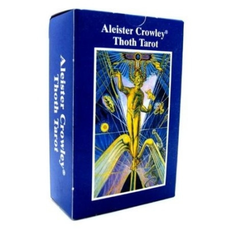 Карты Таро CROWLEY TAROT POCKET GB