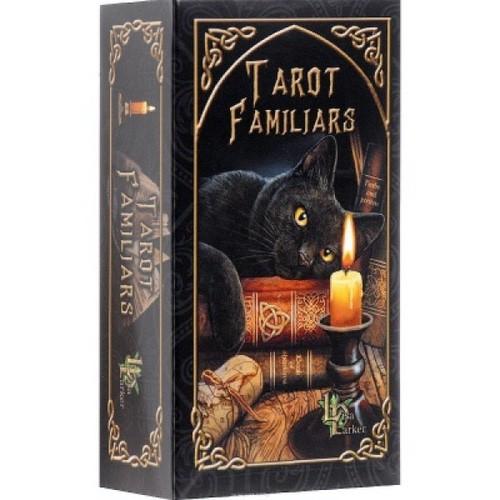 Карты Таро Lisa Parker Familiars tarot deck/Таро Фамильяров, Лиза Паркер - Fournier
