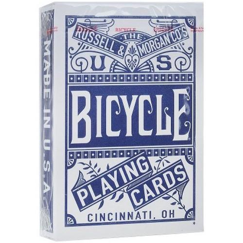 Игральные карты Bicycle «Без цепи» - синие