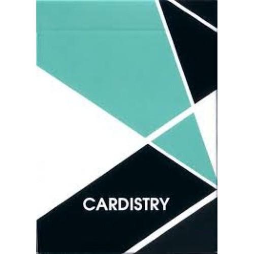 Игральные карты Cardistry Turquoise