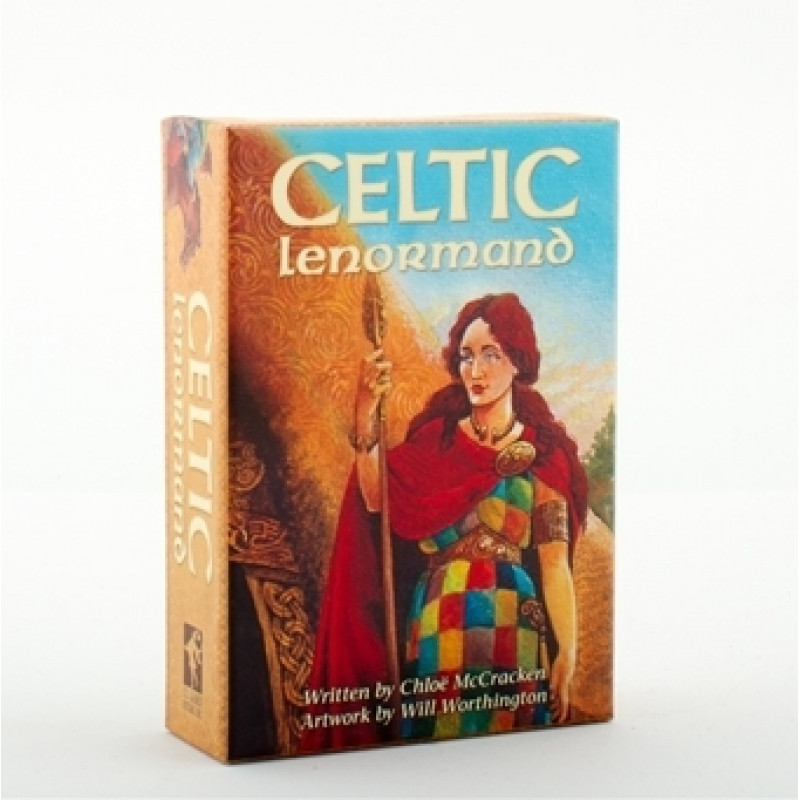 Карты Таро Oracle cards Celtic Lenormand/Кельтский Ленорман - U.S. Games Systems
