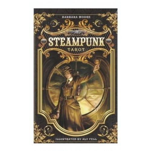 Карты Таро Tarot Cards The Steampunk/Стимпанк Таро (Викторианское Таро) - Llewellyn