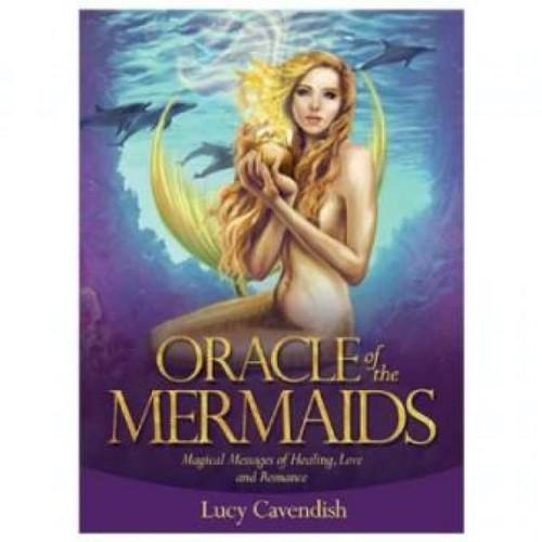 Карты Оракул Oracle Cards Oracle Of The Mermaids/Оракул Русалок - Blue Angel