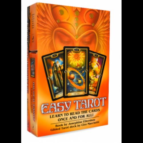 Карты Таро Easy Tarot Cards - Llewellyn