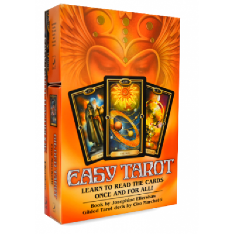 Карты Таро Easy Tarot Cards - Llewellyn