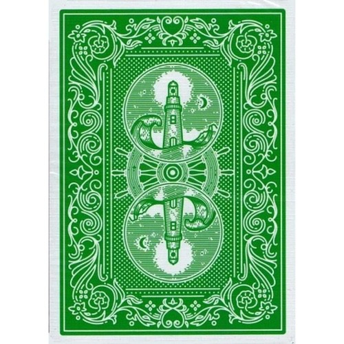 Игральные карты Green Keeper Reloads