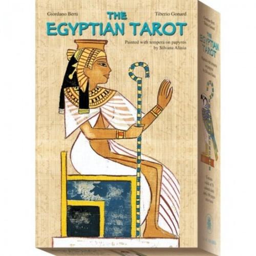 Карты Египетское Таро - Egyptian Tarot - Silvana Alasia, Lo Scarabeo