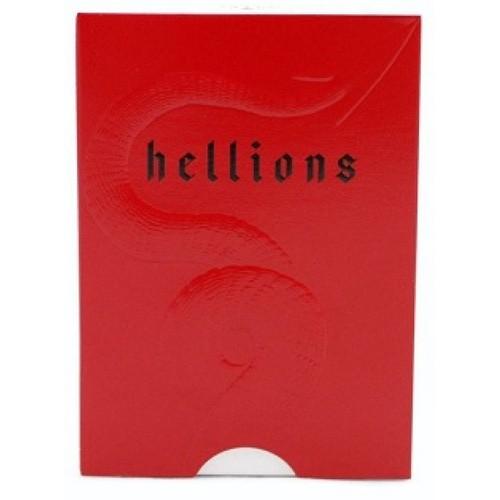 Игральные карты «Madison Hellions» - Ellusionist