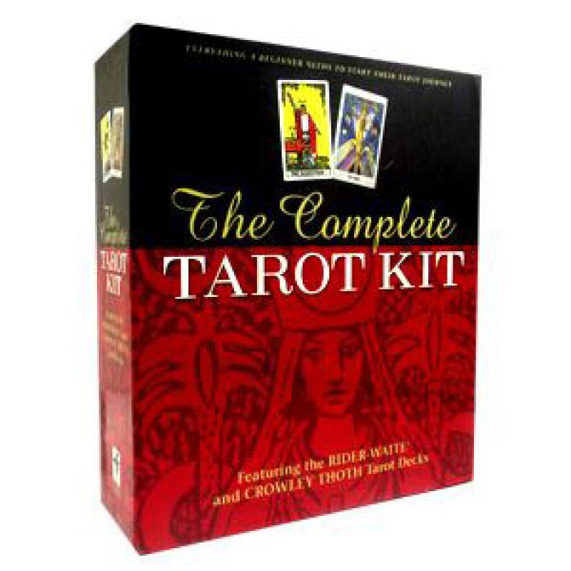 Карты Таро The Complete Tarot Kit/Полный Комплект Таро - US Games