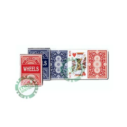 Игральные карты Круги Покер