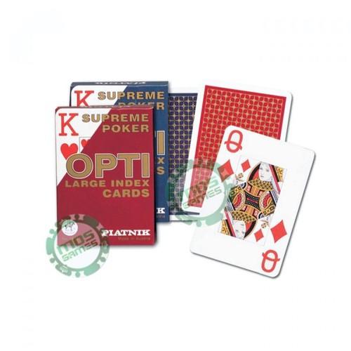 Игральные карты Опти-Покер