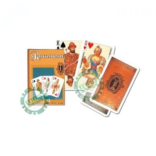 Игральные карты Династия Романовых