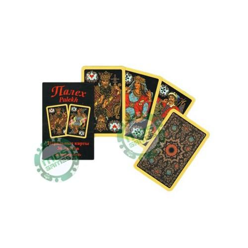 Игральные карты Палех