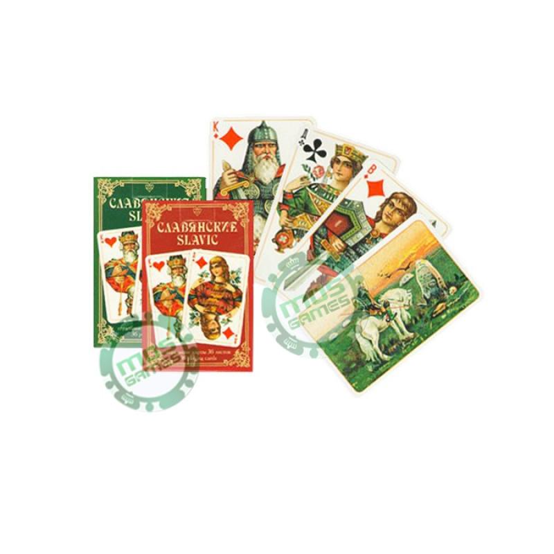 Игральные карты Славянские