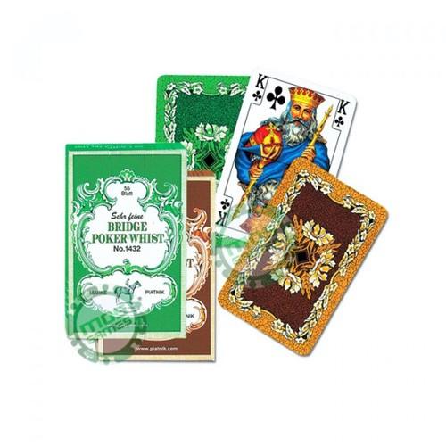 Игральные карты Бридж-Покер-Вист