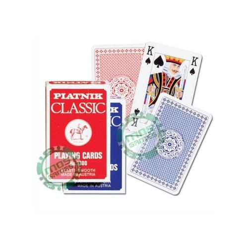 Игральные карты Классик Бридж
