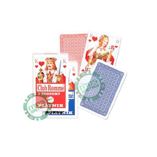 Игральные карты Клуб Рамми