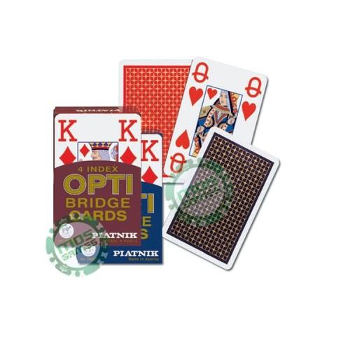 Игральные карты Опти-Бридж