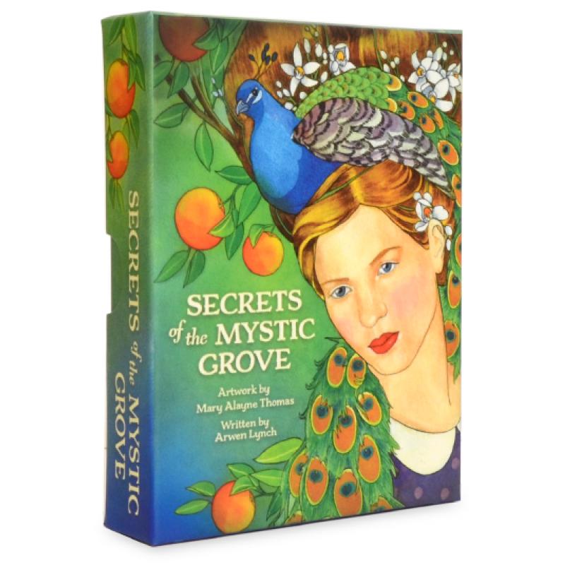 Карты Таро Secrets Of The Mystic Grove cards/Таро Тайны Мистического леса