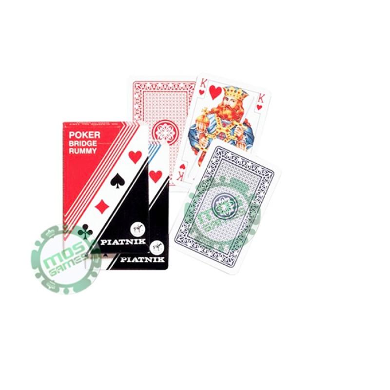Игральные карты Стандарт Рамми