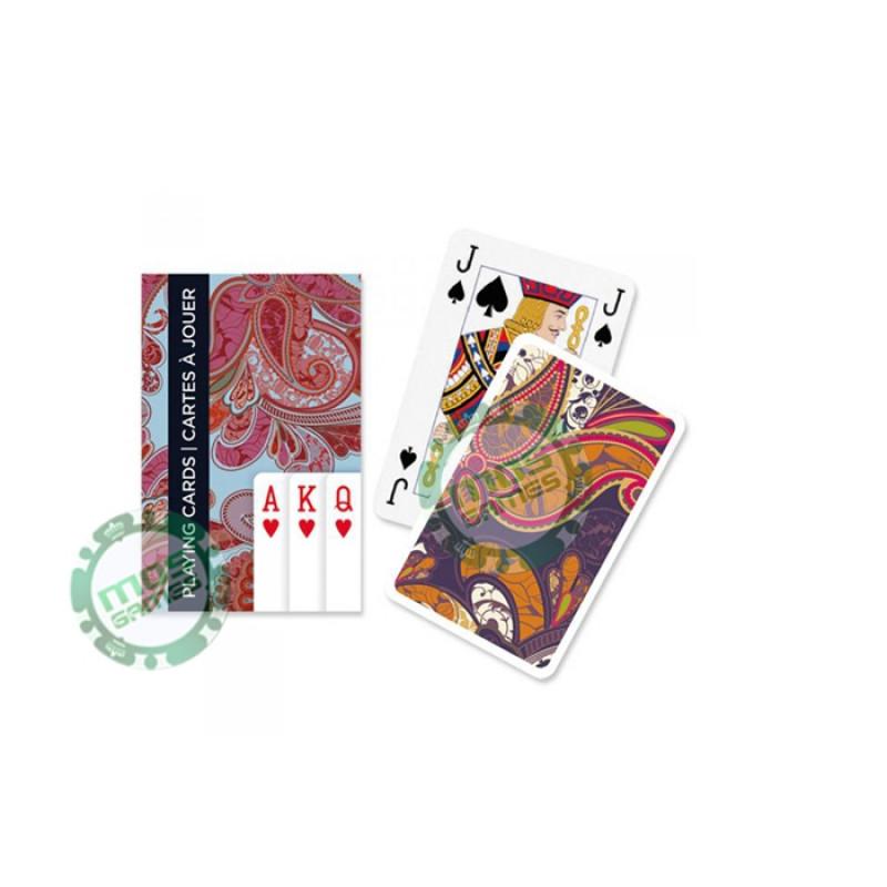 Игральные карты Узоры пейсли