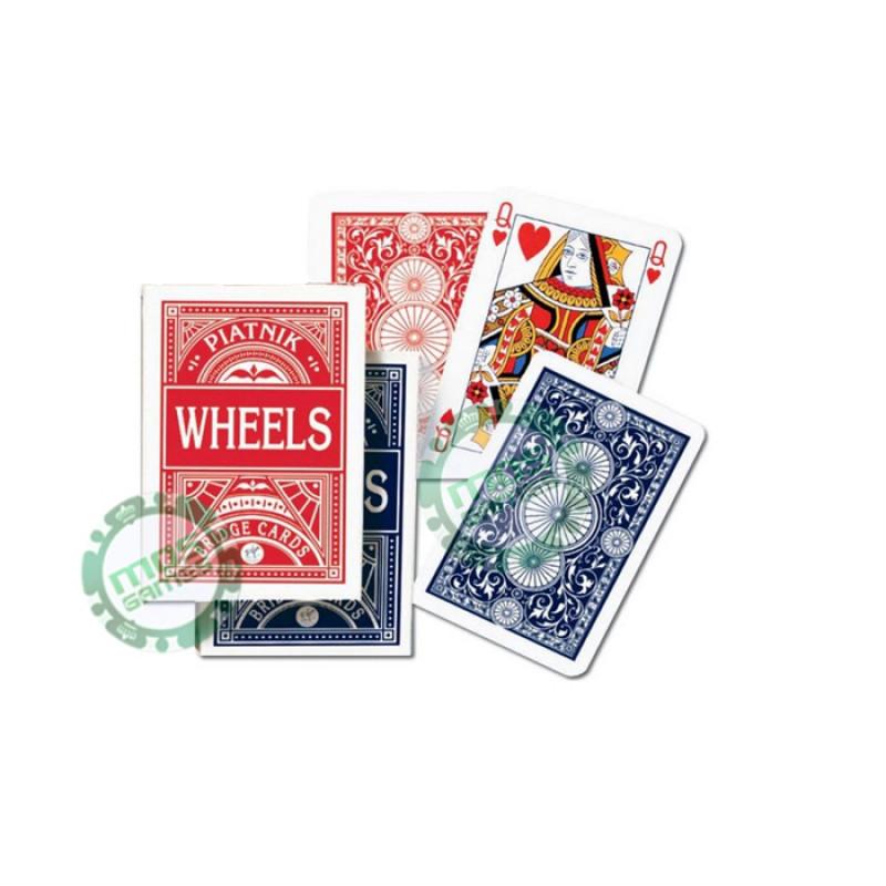 Игральные карты Хилс