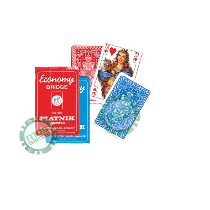 Игральные карты Экономи Бридж