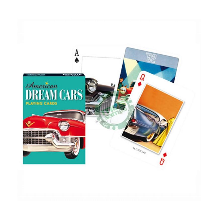 Коллекционные карты Американские автомобили
