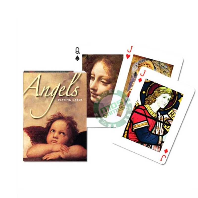 Коллекционные карты Ангелы
