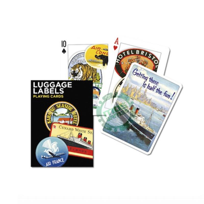 Коллекционные карты Багажные наклейки