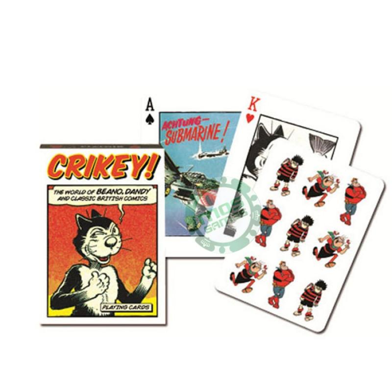 Коллекционные карты Британский комикс