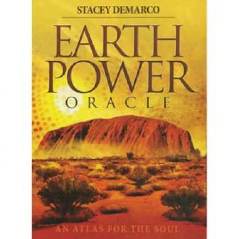 Карты Таро Earth Power Oracle cards/Оракул Сила Земли - Blue Angel