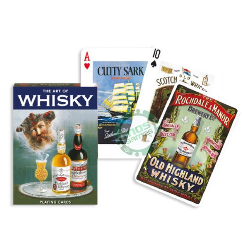Коллекционные карты Виски
