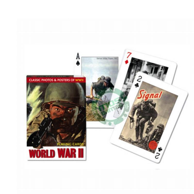 Коллекционные карты Вторая мировая