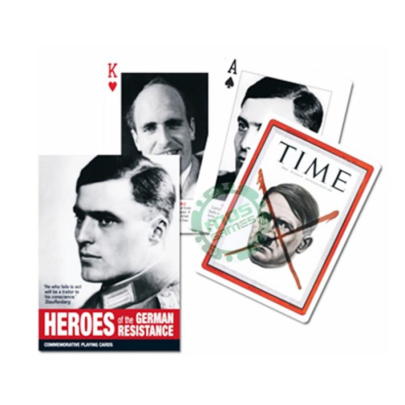Коллекционные карты Герои немецкого сопротивления
