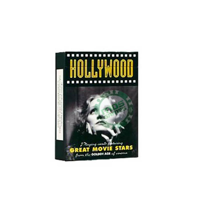 Коллекционные карты Голливуд 2