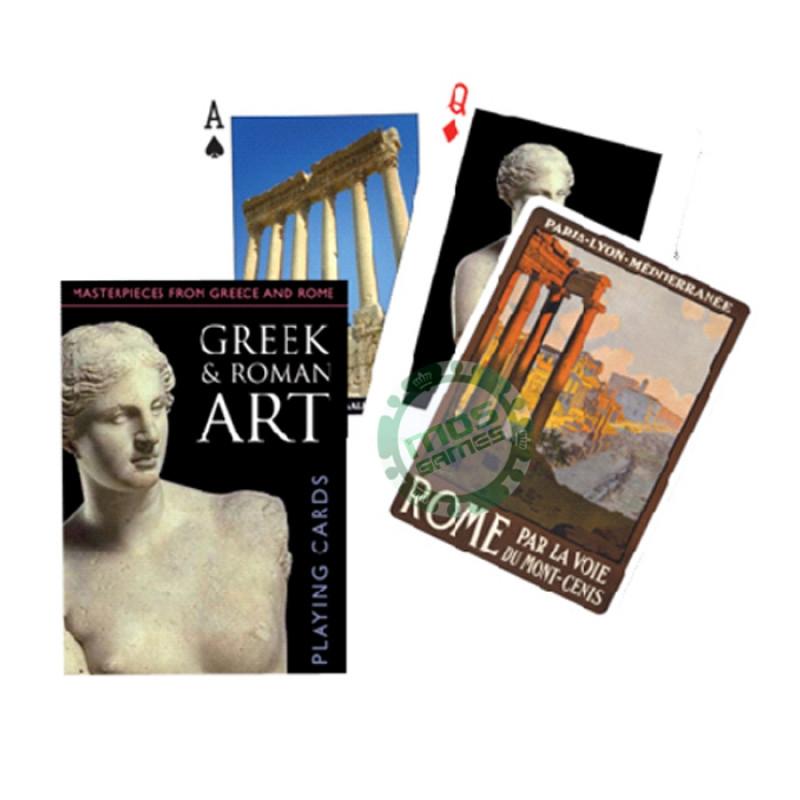 Коллекционные карты Древнее греко-римское искусство