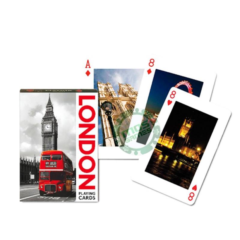 Коллекционные карты Лондон в фотографиях