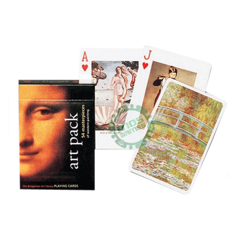 Коллекционные карты Мона Лиза