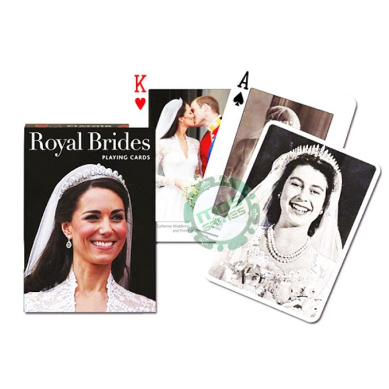 Коллекционные карты Невесты английских королей