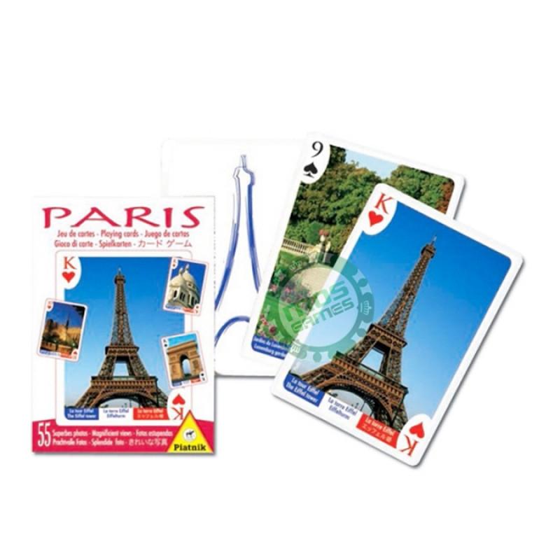 Коллекционные карты Париж
