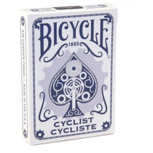 Карты Bicycle Cyclist (синие)