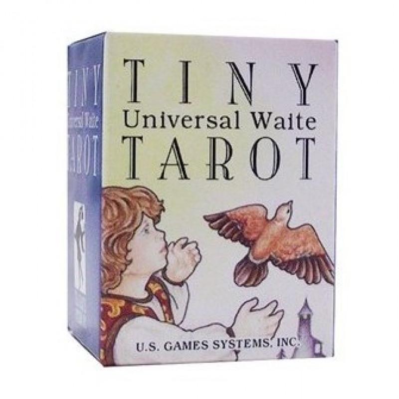 Универсальная колода ТАРО - Tiny Universal Waite Tarot - US Games Systems