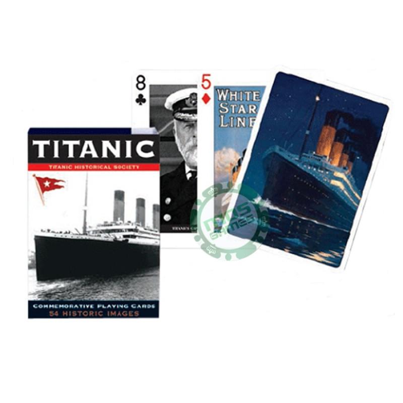 Коллекционные карты Титаник
